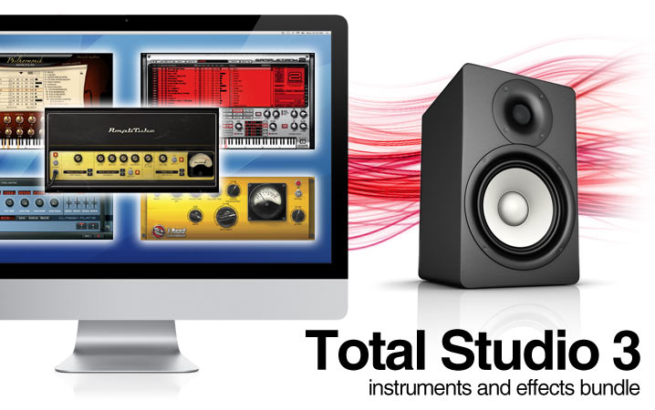 Total Studio Bundle 3
